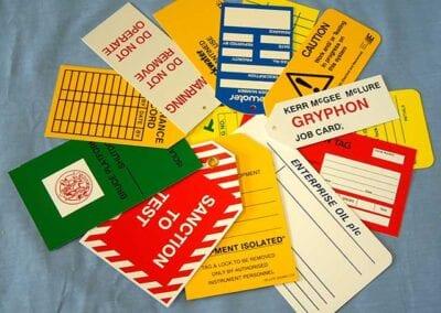 Signage Labels
