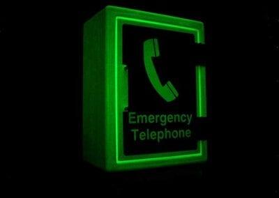Photoluminescent Signs Hi-Lite Signs