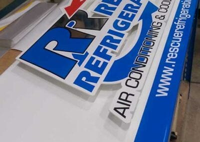 3D Printed Signage